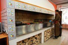Оборудование для шашлычной в помещении