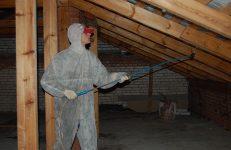 Проверка огнезащитного покрытия деревянных конструкций