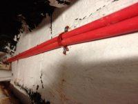 Прокладка шлейфов пожарной сигнализации нормы