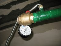 Методика проверки внутреннего пожарного водопровода на водоотдачу