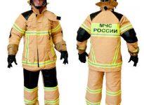 Боевая одежда пожарного производители