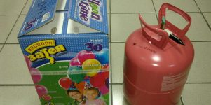 Опасен ли баллон с гелием для шариков