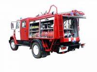 Возможная комплектация АСИ пожарных автомобилей