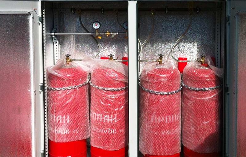 Как утеплить газовый баллон на улице зимой: лучшие способы утепления