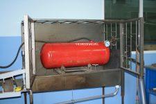 Порядок освидетельствования газовых баллонов