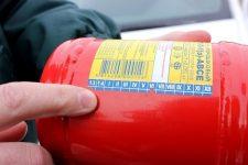 Как определить срок годности огнетушителя