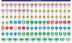 Проектирование знаков безопасности