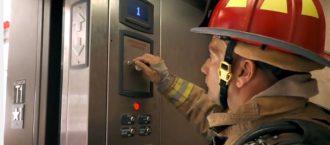 Лифты для транспортирования пожарных подразделений