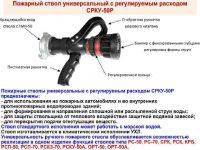 Ручные пожарные стволы назначение и классификация