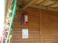 Какой огнетушитель лучше для деревянного дома
